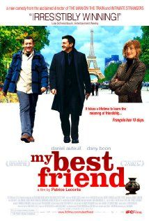 mon meilleur ami film    My Best Friend (Mon Meilleur Ami) is a French film starring Daniel Auteuil, Dany Boon, and Julie Gayet.