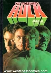 David Banner as the Hulk