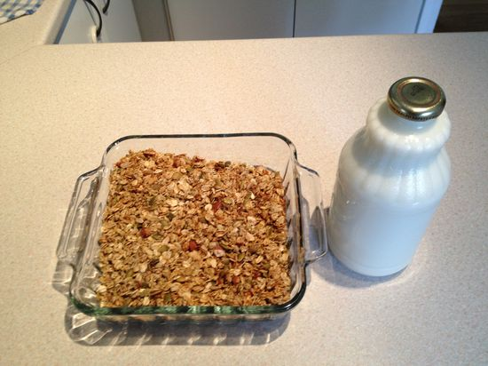 My Personal Healthy #Breakfast Recipe for the Whole Family