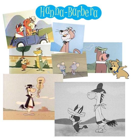 Hannah-Barbera cartoons