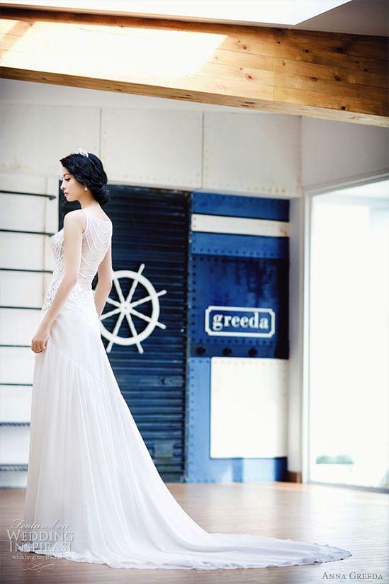 Anna Greeda 2010 Wedding Gowns