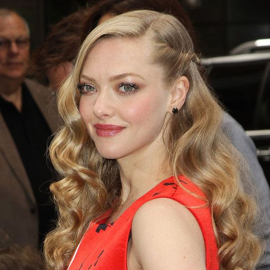 Amanda Seyfried at Cannes