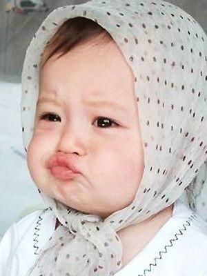 Oh, comelnya dia! #cute #cutebabies #asianbabies