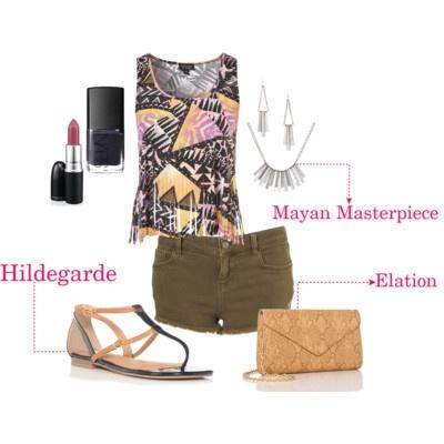 Hildegarde sandal #shoes