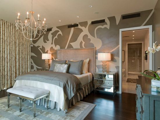 Master Bedroom Decor Wall Mural - Murals Pro