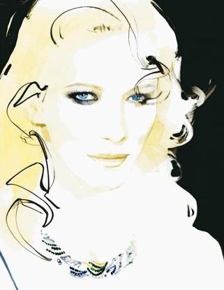 The Fashion Illustration of David Downton...