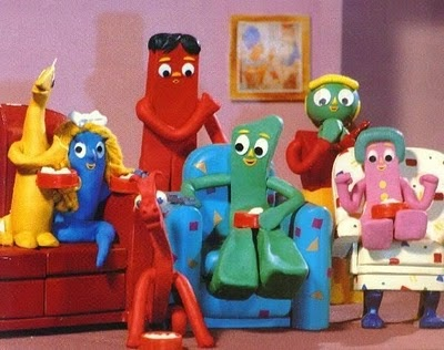 GUMBY.
