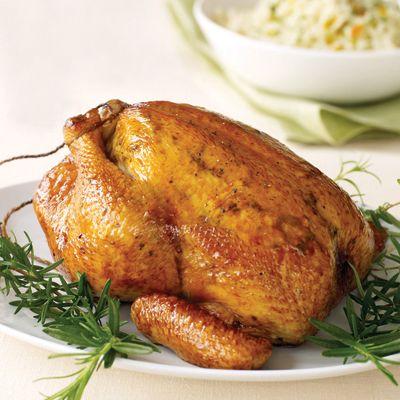 Italian-Herb Roasted Chicken