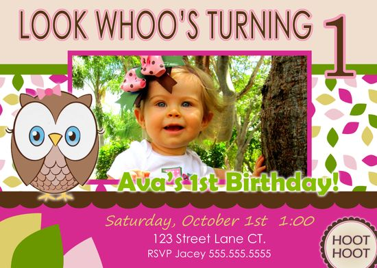 1st birthday party ideas in fall
