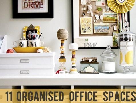 home office organization