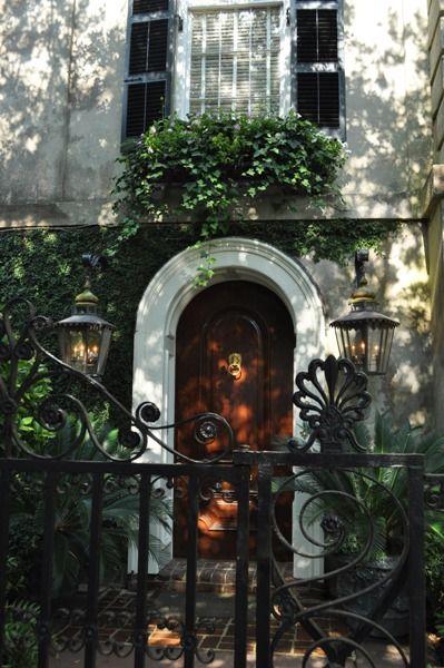 Gorgeous Charleston home.