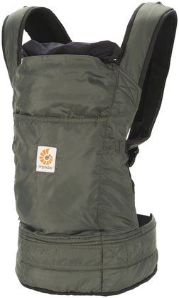ERGObaby Travel Collection - Stowaway - Olive