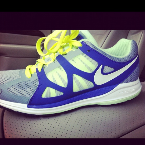 cool new nikes!