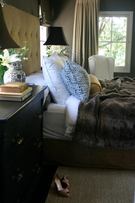 Inspiration for master bedroom!