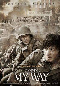 Korean movie My Way (2010) - Saw this at the Dallas International Film Festival 2012 - Great movie!