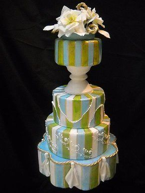 Orlando Wedding Cakes - Sofelle Confections - 407.579.1962