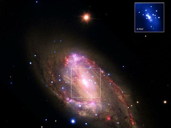 NASA - Spiral Galaxy NGC 3627