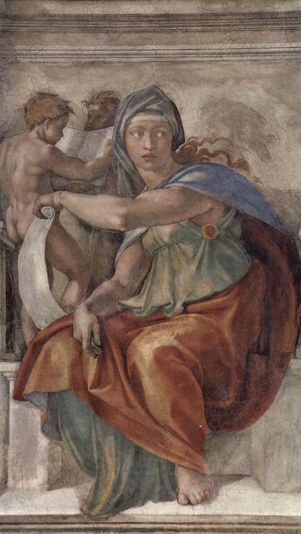 Michelangelo Buonarr