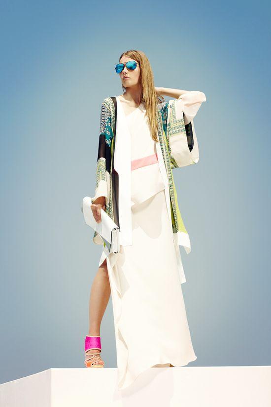 awesome kimono top!