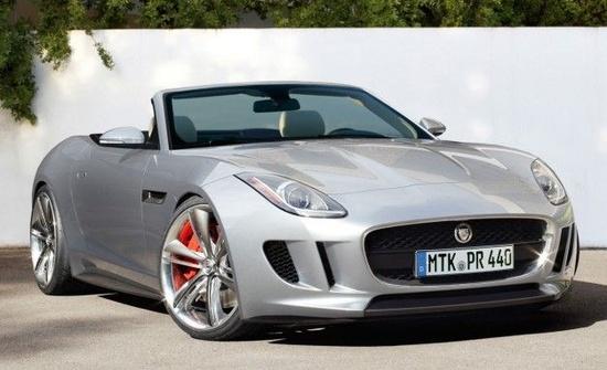 2013 Jaguar F Type Price In India