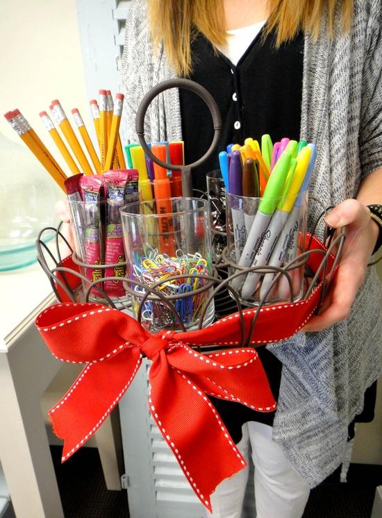 Wonderful teacher gift for back to school!