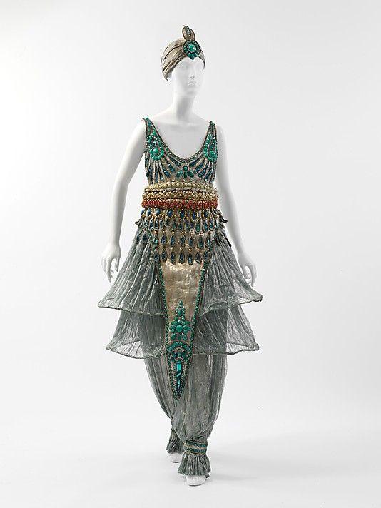 Costume (Fancy Dress)  Paul Poiret     1911