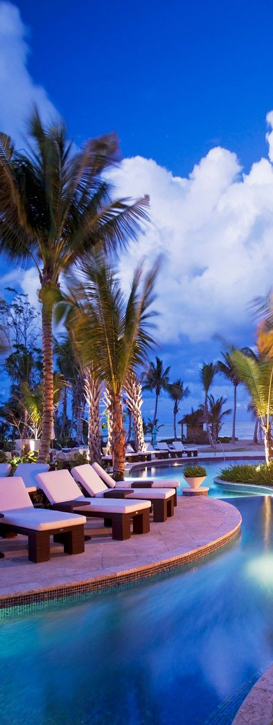 St. Regis Bahia Beach Resort...Puerto Rico