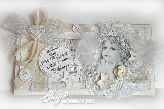 Winter Wonderland  Vintage christmas