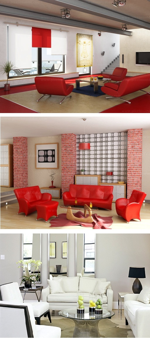 Room Decorative Interior Ideas Design