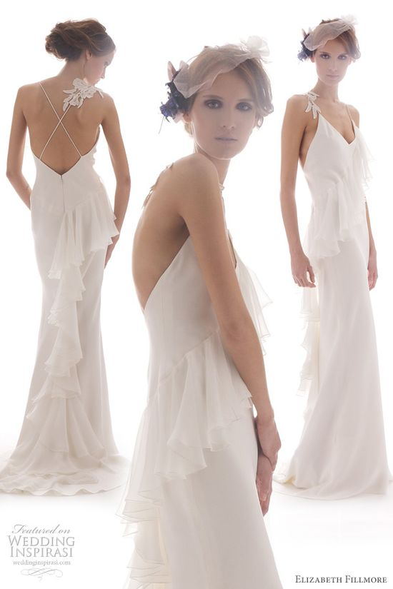 tullah wedding dress elizabeth fillmore spring 2012