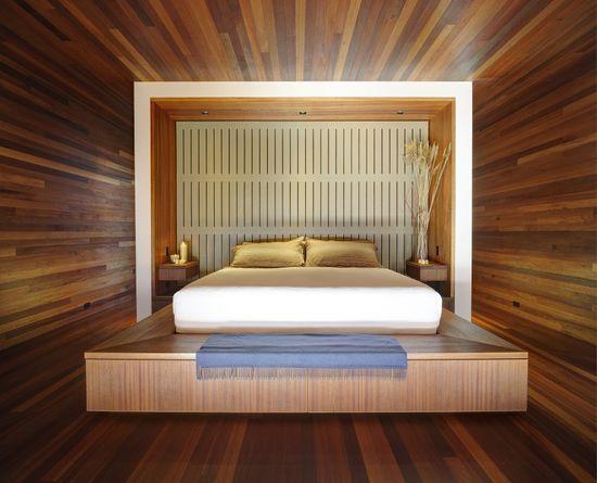 Sam's Creek #modern #bedroom / Bates Masi #Architects in Bridgehampton, #NY, USA