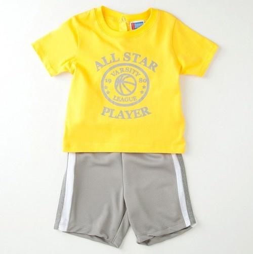 All Star Player Short Set - Baby Boy Essentials - Events