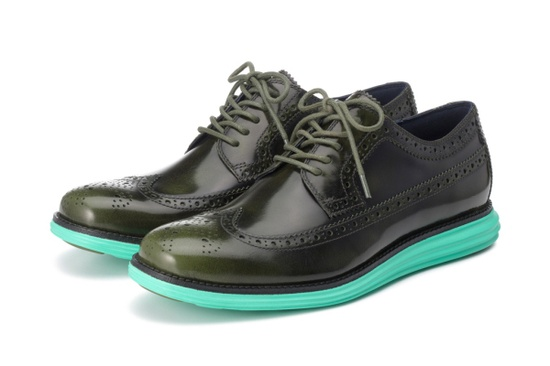 Cole Haan 2013 Summer LunarGrand Longwing