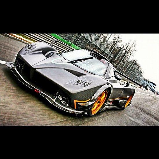 Zonda = car #sport cars #celebritys sport cars #customized cars