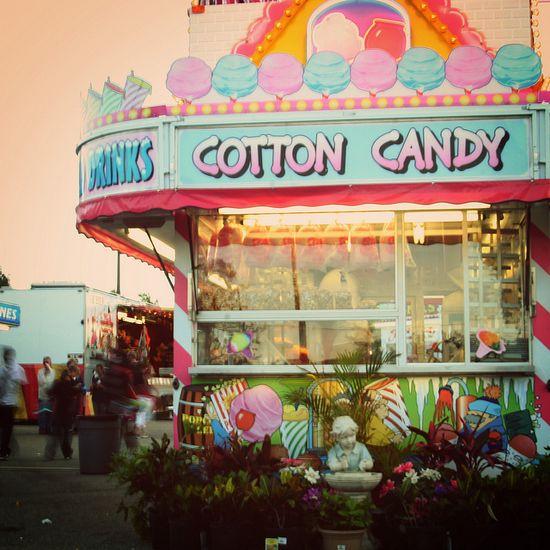 cotton candy...still love it!