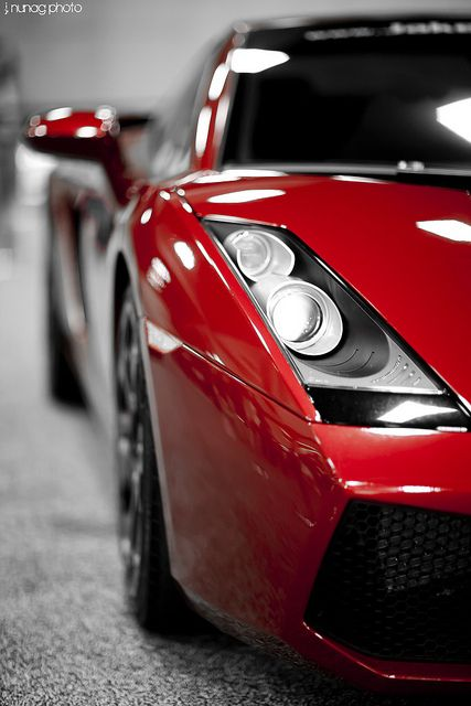 red car....perfection