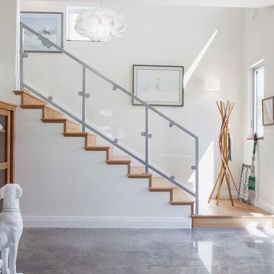 Painted Concrete Floors Design