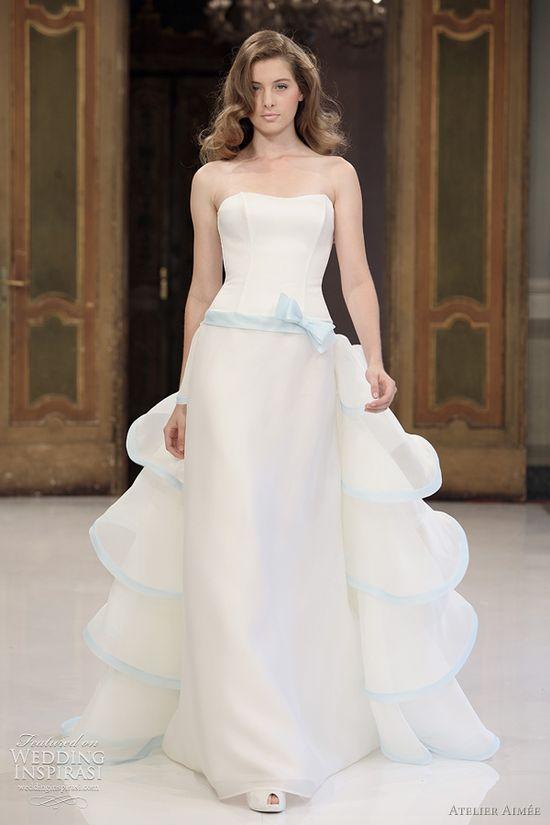 atelier aimee wedding dress 2012 - Hellen gown