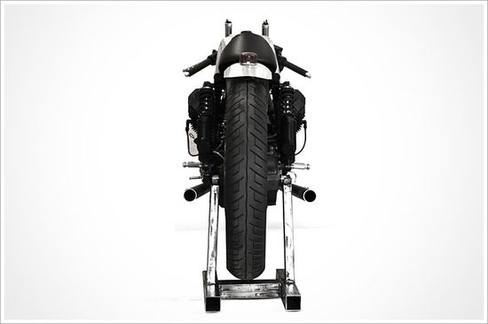 "Anvil Motociclette's '85 Moto Guzzi SP 1000 - ""MilleELR"""