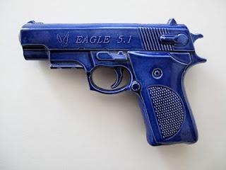 ceramic handgun.