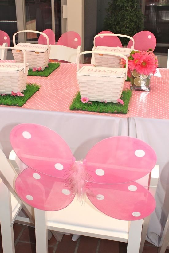 perfect of a little girls birthday party