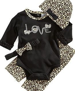 Baby girl cloths by Macy's