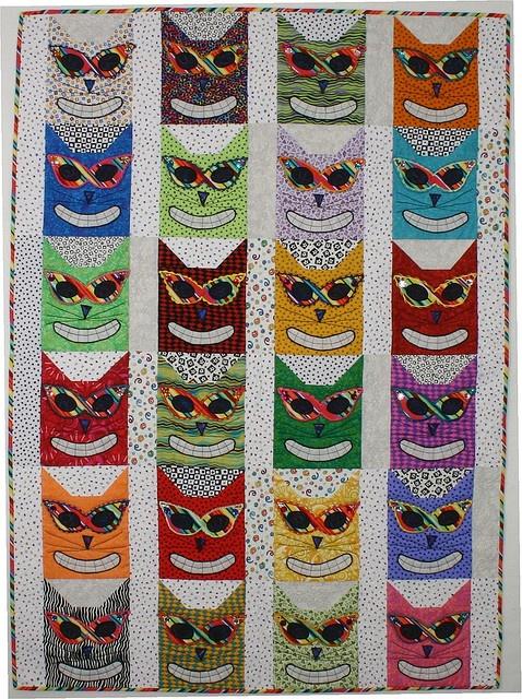 Krazy Cool Kats by Linda Frost via Flickr.com