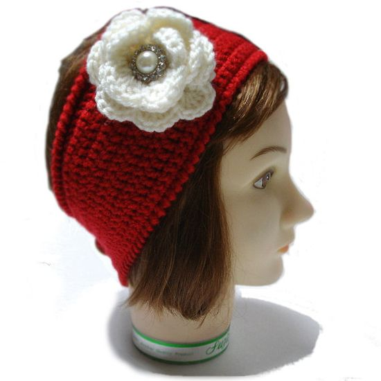 Handmade headband for adults headband for women Adult by 2kute, $20.00