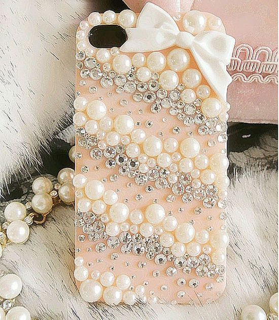 pearl iphone cover
