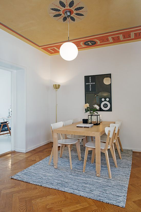 #interior #decor #styling #scandinavian #dining