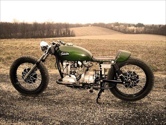 Saint Motor Company Ural 650 Racer - Pipeburn - Purveyors of Classic Motorcycles, Cafe Racers & Custom motorbikes