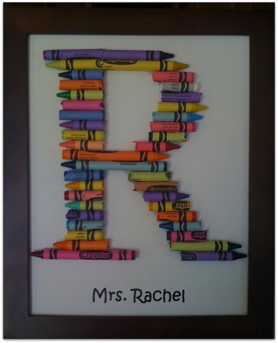 This would make a great gift for any teacher!!