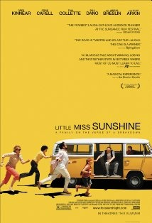 Little Miss Sunshine. little awesome movie!