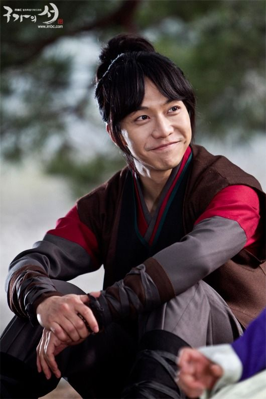Cuteness behind the scenes of Gu Family Book » Dramabeans » Deconstructing korean dramas and kpop culture ? Lee Sung Gi